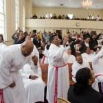 Deacons Praising