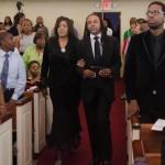 Pastor Loretta White & Gentleman Burgess